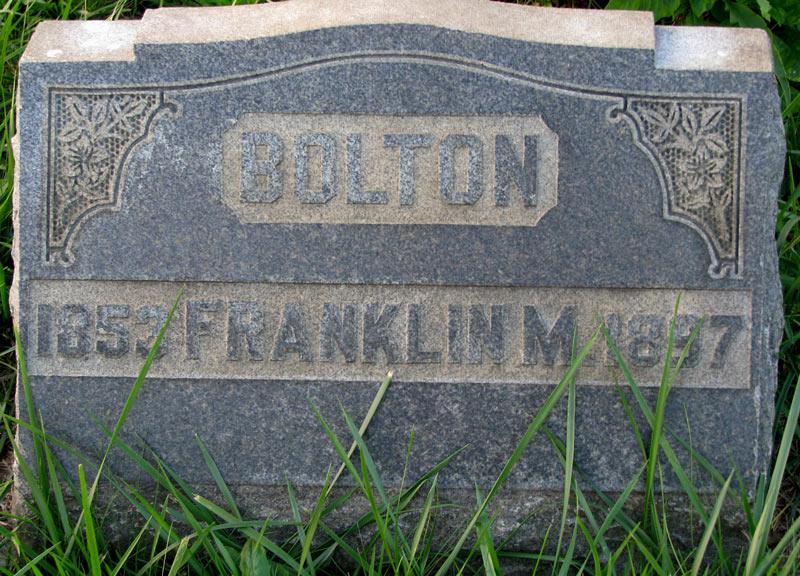 Franklin M. Bolton