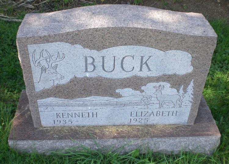Elizabeth Betty <i>Hann</i> Buck