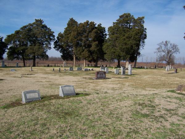 Mangrum Cemetery