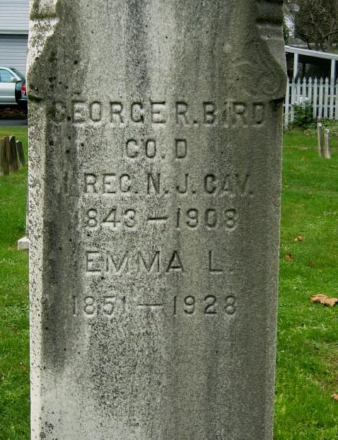 Pvt George R. Bird