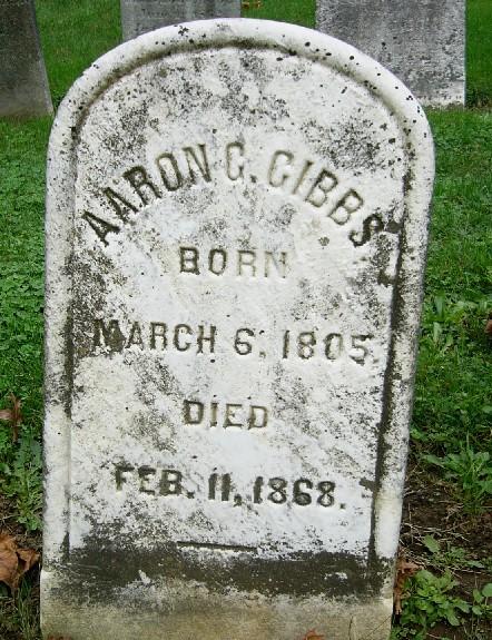 Aaron G Gibbs