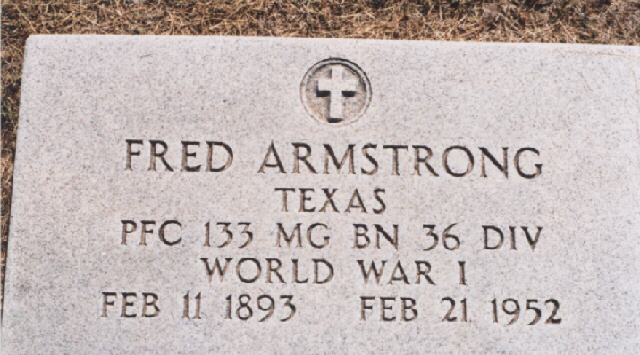 Fred Armstrong