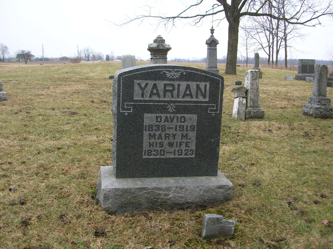 Mary Magdalena <i>Simon</i> Yarian