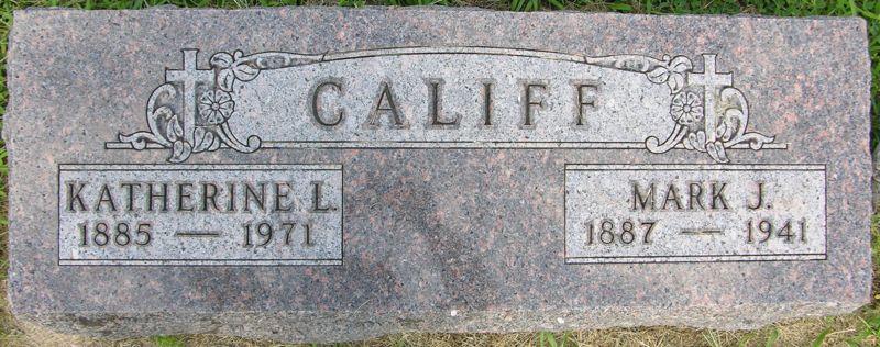 Mark J Califf