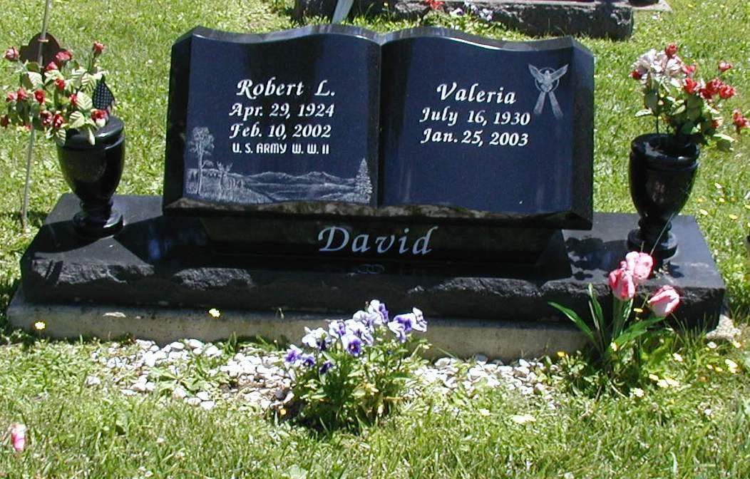 Robert L Red David