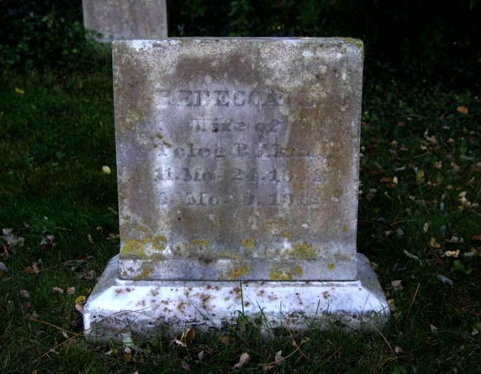 Rebecca B. <i>Howes</i> Akin