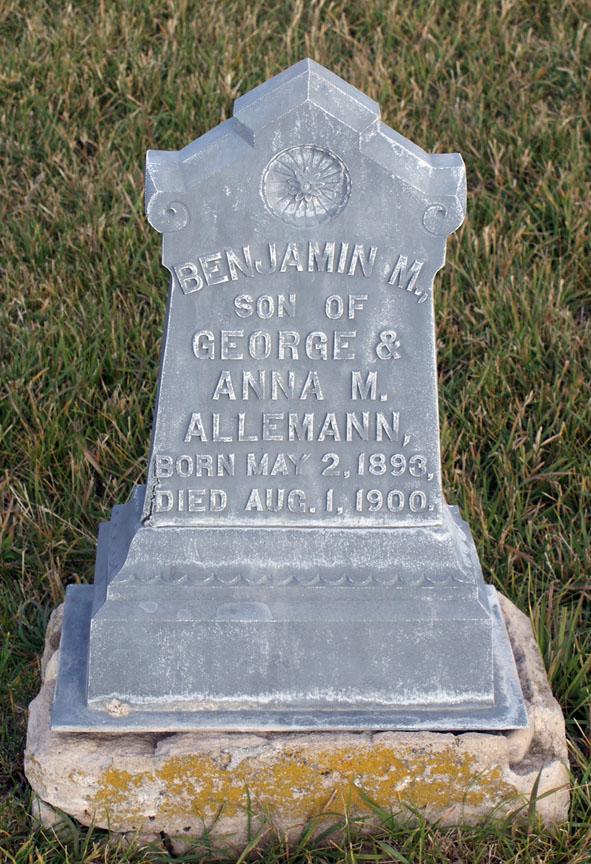 Benjamin Martin Allemann