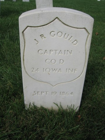 Capt Joseph R Gould
