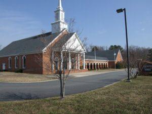 Liberty Spring Christian Church Cemetery