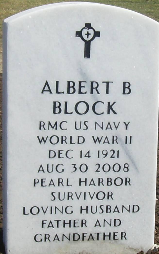 Albert Brantley Al Block