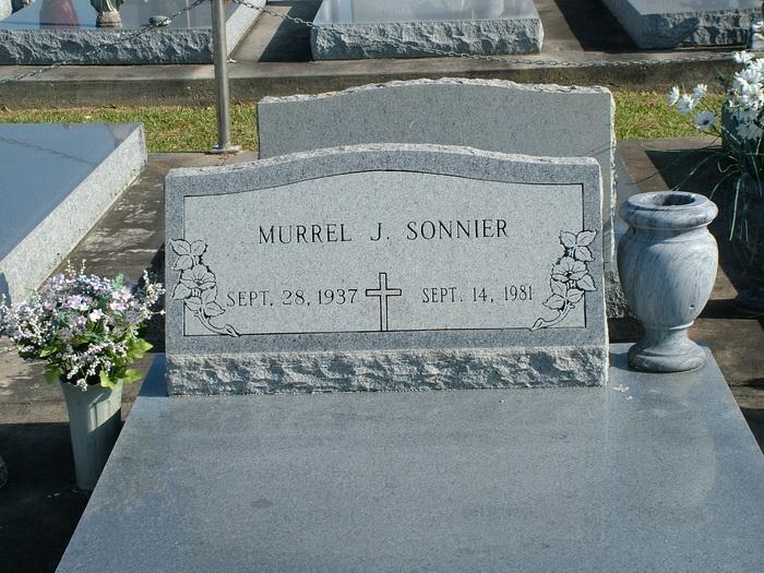 Murrel James Sonnier