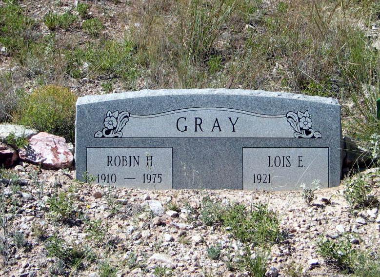 Robin H Gray