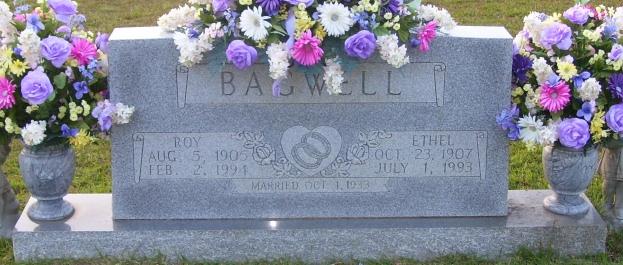 Ethel Bagwell