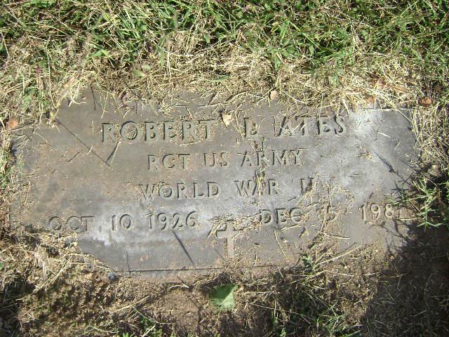Robert Lee Ates