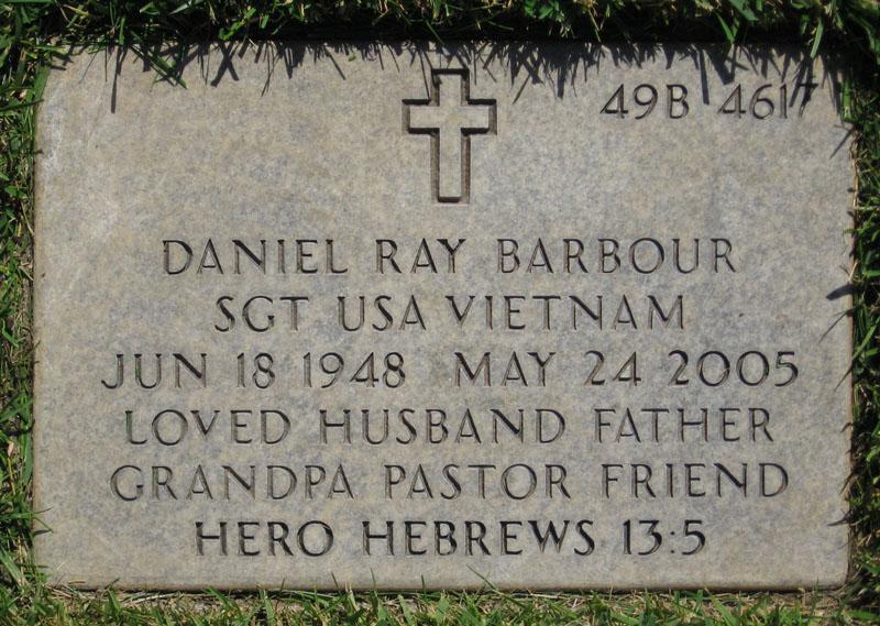 Daniel Ray Barbour