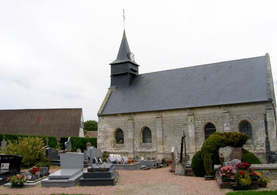 Erquinvillers Cemetery
