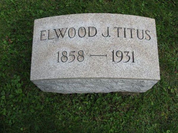 Elwood J. Titus