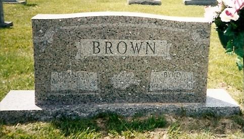 Byrd Anthony Brown