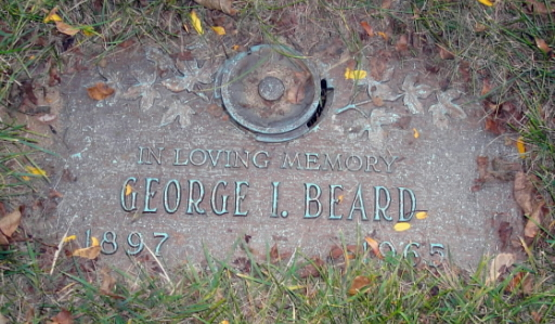 George Irvin Irv Beard