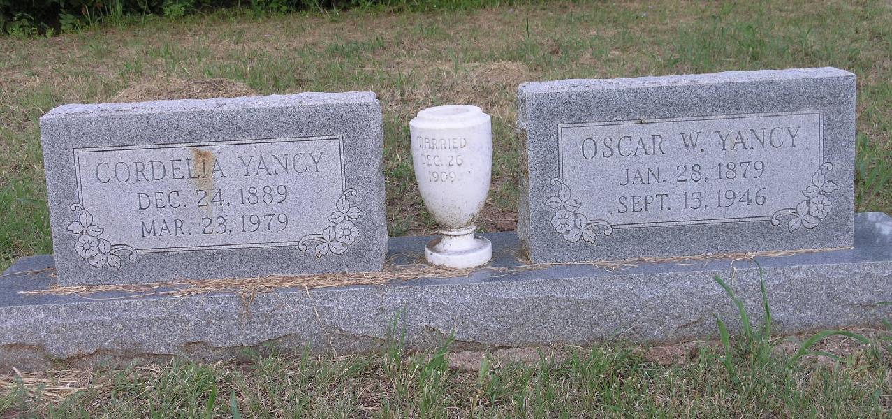 Oscar William Yancy