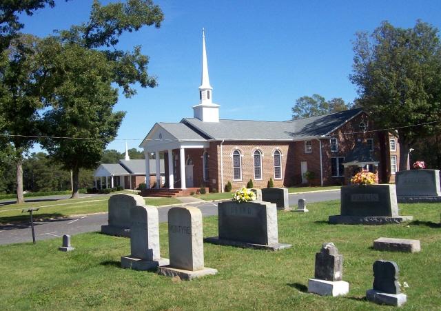 Silver Springs Baptist Church Cemetery