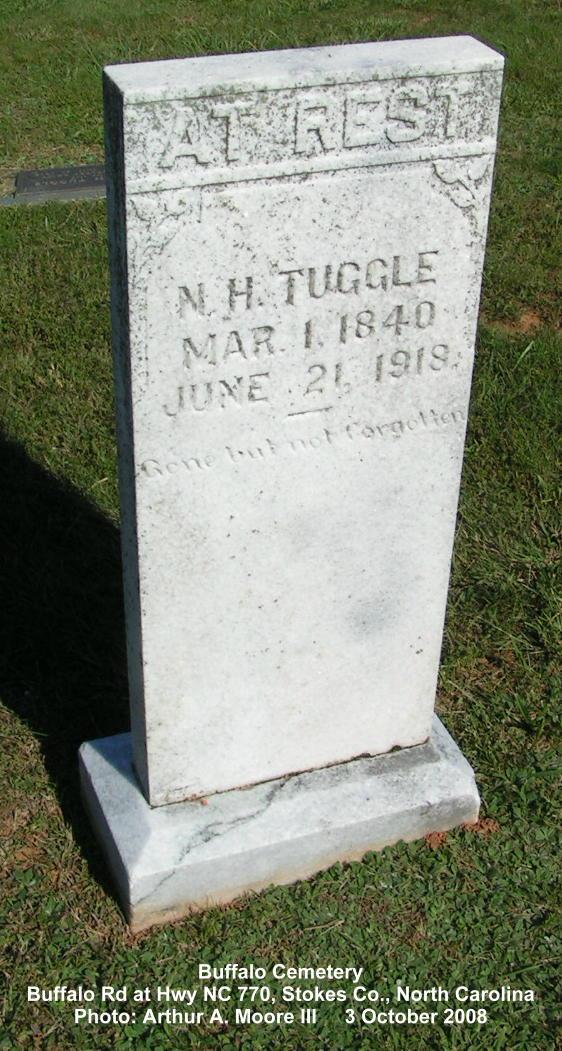 Nathaniel Henry Tuggle