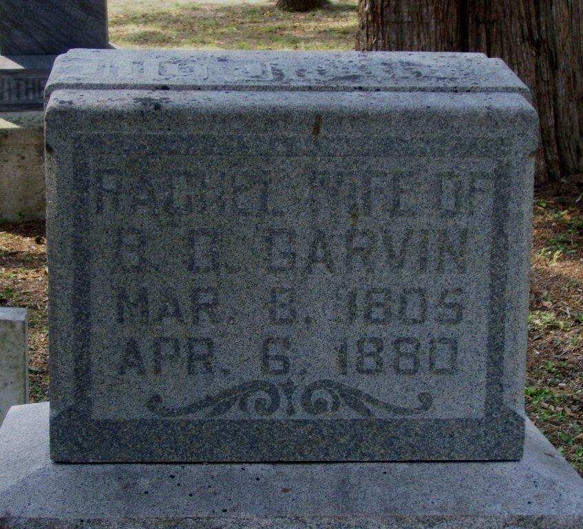 Rachel <i>Billingsley</i> Garvin