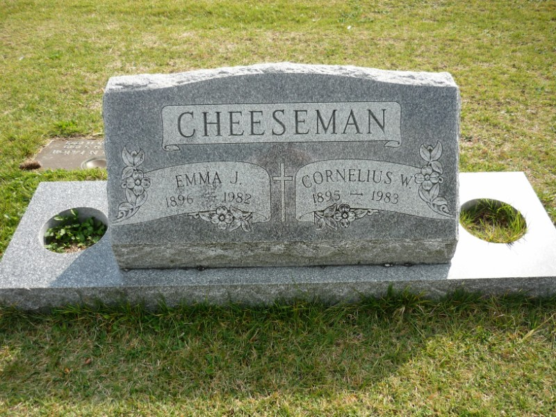 Emma Jane <i>Pierson</i> Cheesman