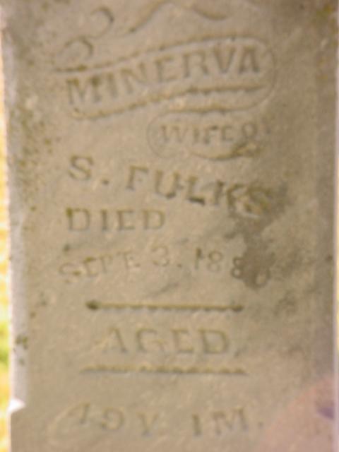 Minerva <i>Gardner</i> Fulks