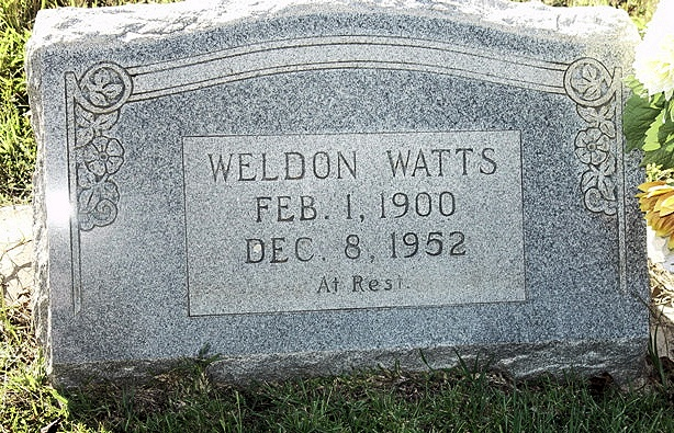Arthur Weldon Watts