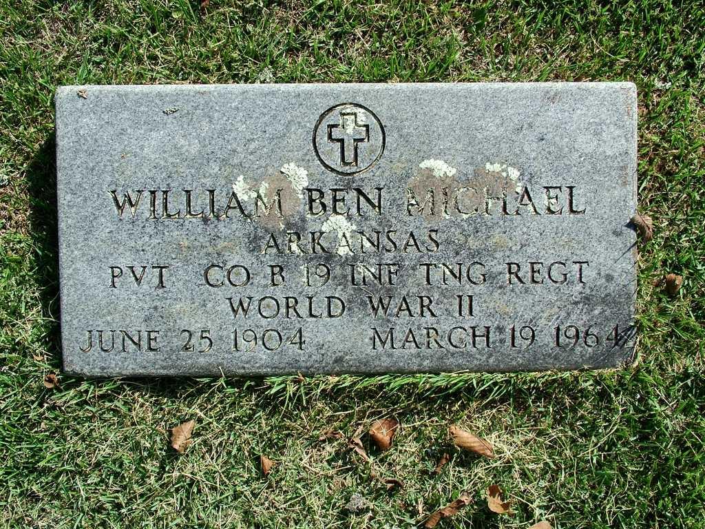 William Ben Michael
