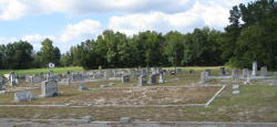 Willow Swamp Baptist Church Cemetery