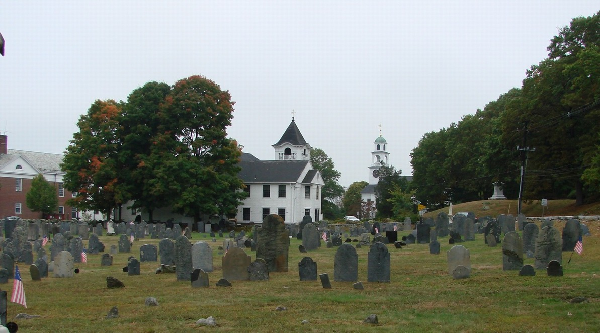 Revolutionary Cemetery