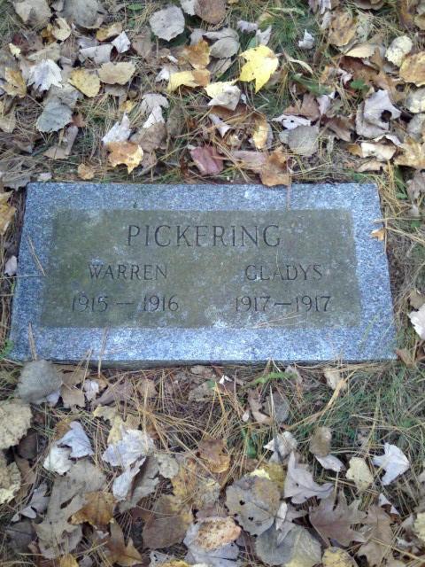 Warren Pickering