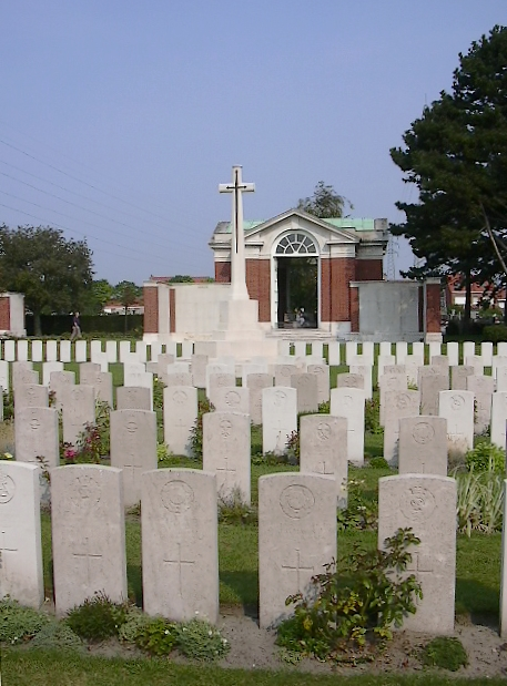 Dunkirk Town Cemetery