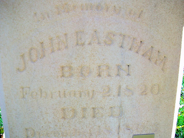 John Eastham