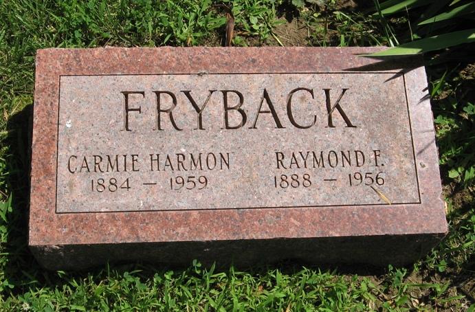 Carmie <i>Harmon</i> Fryback