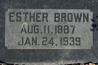 Esther Brown