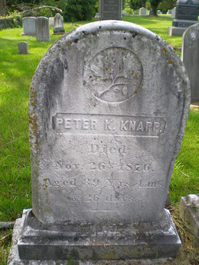 Peter K Knapp