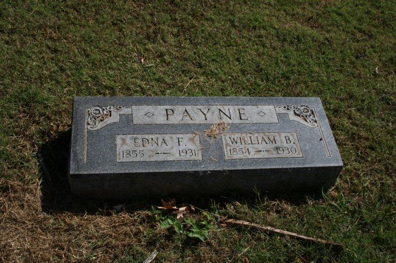 Edna Florence <i>Graves</i> Payne
