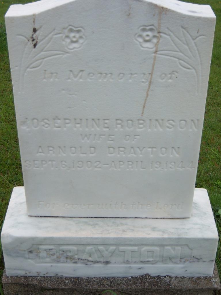 Josephine <i>Robinson</i> Drayton
