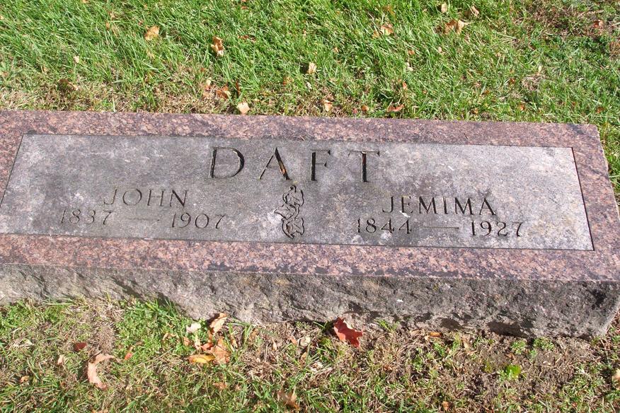 Jemima Daft