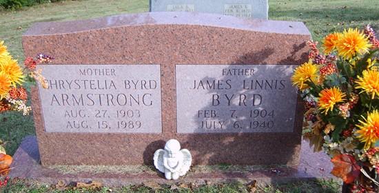 Chrystelia <i>Lewis</i> Byrd