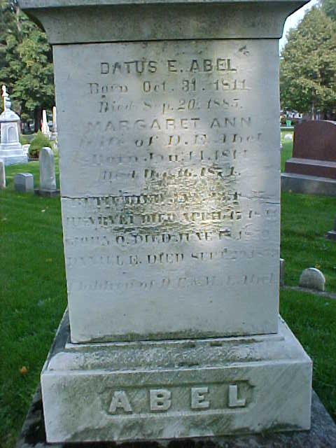 Datus E. Abel