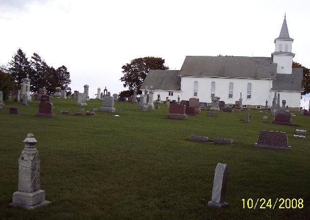 East Friesland Cemetery
