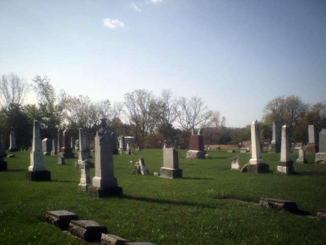 Williams Center Cemetery