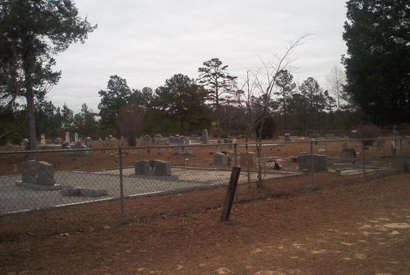 Fairview Church of Christ Cemetery