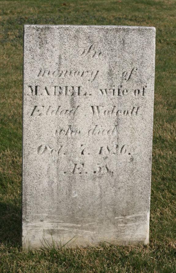 Mabel <i>Bishop</i> Wolcott