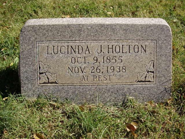 Lucinda J. <i>Bynum</i> Holton