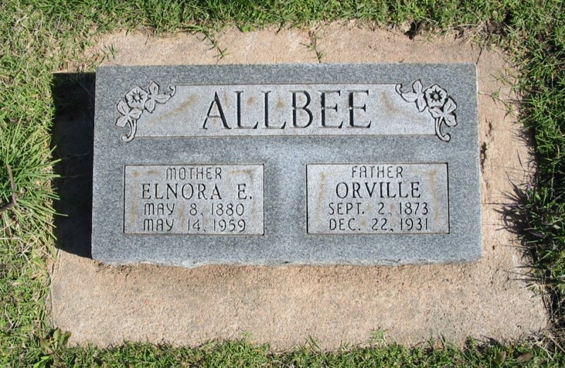 Elnora E. <i>Smith</i> Allbee
